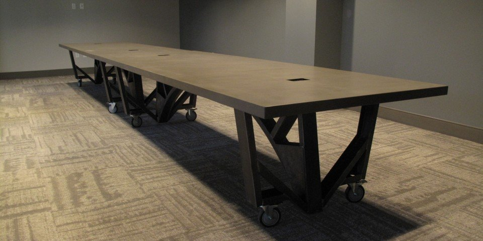 Trestle Conference Tables